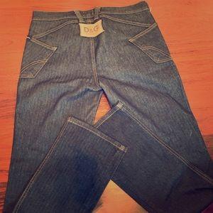 D&G Jeans excellent condition!!!